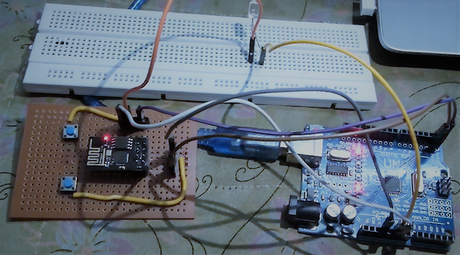 ESP8266 Wifi Module Home automation Complete Tutorial with